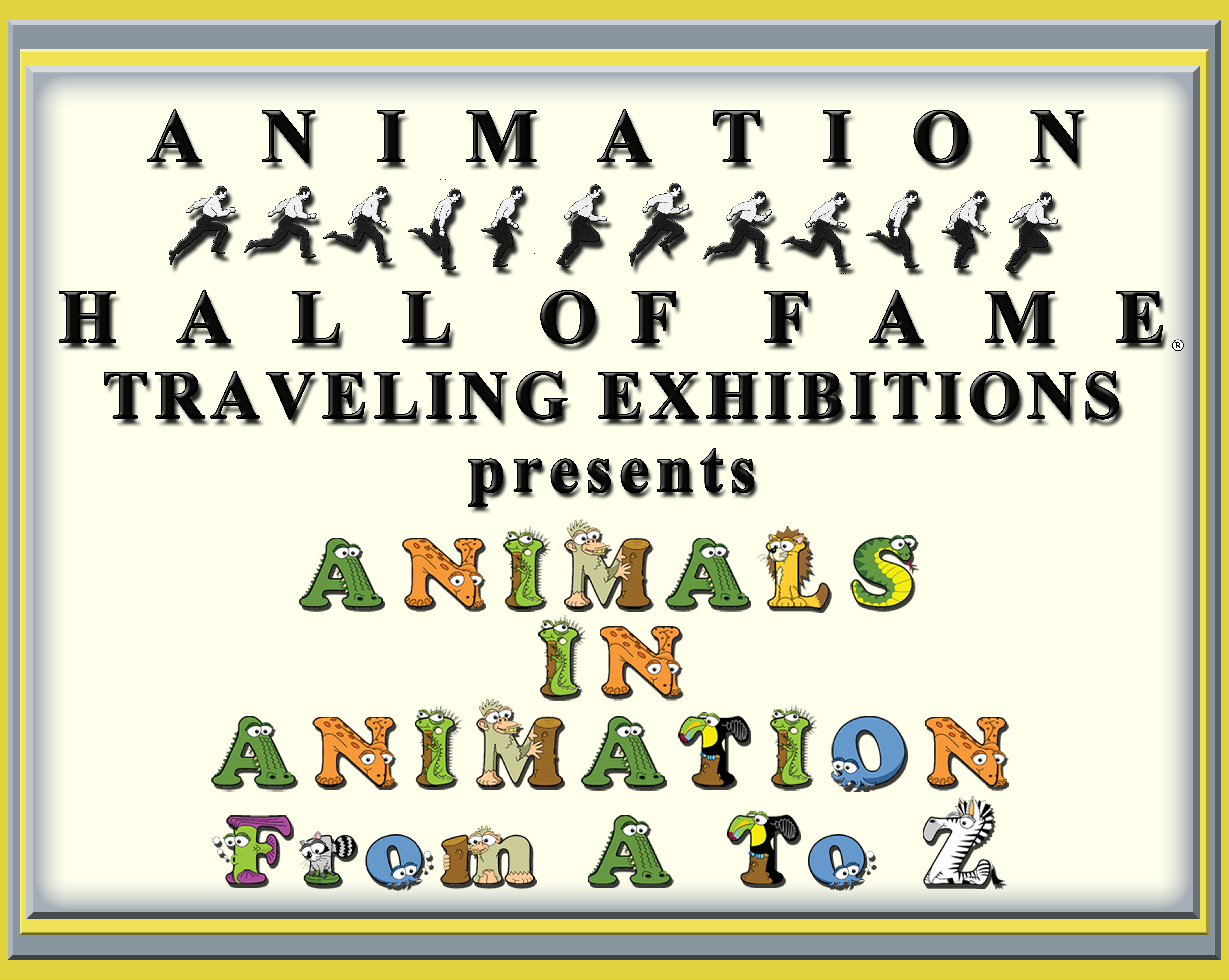 Animation Hall of Fame Presents Animals in Animation From A to Z